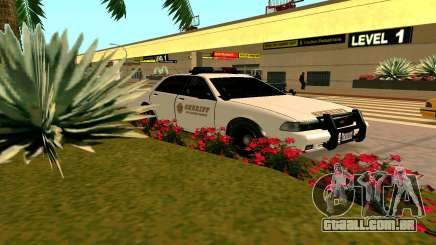 GTA V Sheriff Cruiser para GTA San Andreas