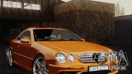 Mercedes-Benz CL65 para GTA San Andreas