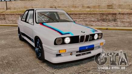 BMW M3 1990 Race version para GTA 4
