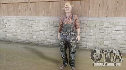 Agricultor para GTA San Andreas