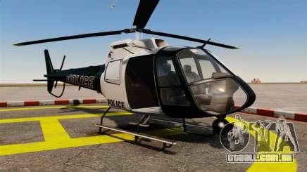 GTA V Police Maverick para GTA 4