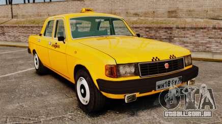 Gaz-31029 táxi para GTA 4