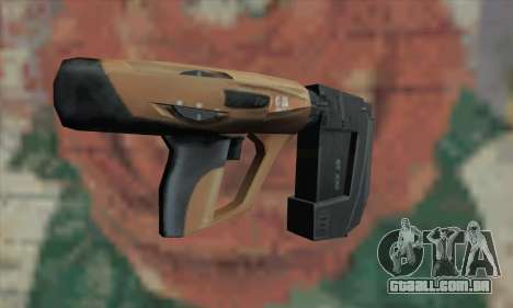 Manhunt Nailgun para GTA San Andreas segunda tela