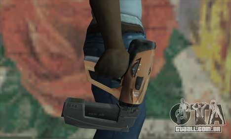 Manhunt Nailgun para GTA San Andreas terceira tela