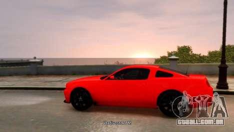 Simple ENB like life (Best setting) para GTA 4 oitavo tela