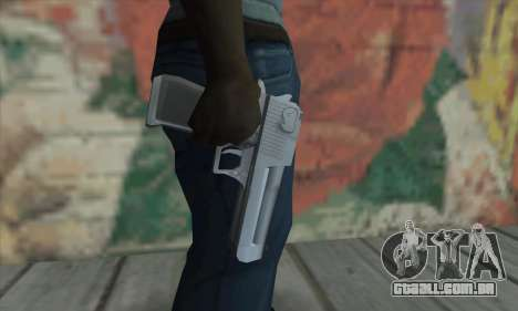 Desert Eagle de Saints Row 2 para GTA San Andreas terceira tela