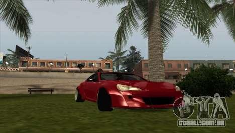 ENBseries for Low PC para GTA San Andreas