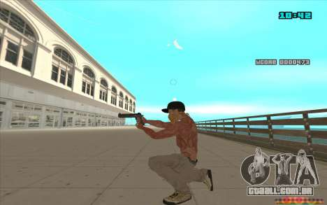 REL-REQ Grego para GTA San Andreas por diante tela