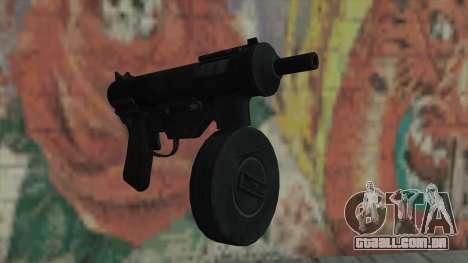 MP5 de Fallout New Vegas para GTA San Andreas