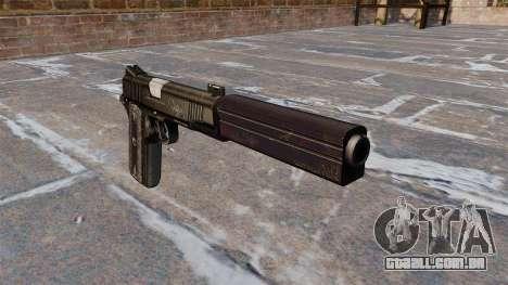 Pistola Colt 45 Kimber para GTA 4