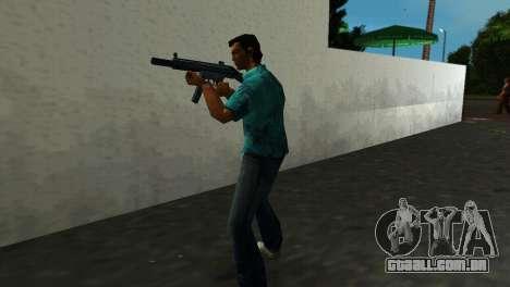 MP5SD para GTA Vice City terceira tela