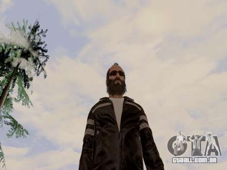 Trevor Phillips para GTA San Andreas terceira tela