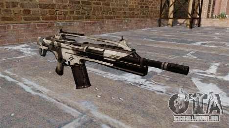 Fuzil de assalto SCAR para GTA 4