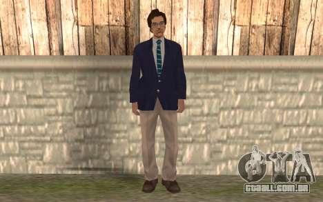 Donald Love para GTA San Andreas