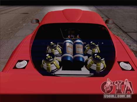 Dodge Viper Competition Coupe para o motor de GTA San Andreas