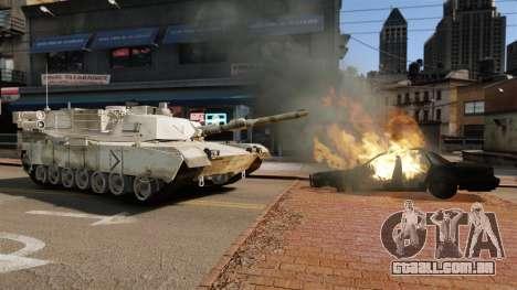 Script tanque V estilo para GTA 4 terceira tela