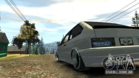 VAZ 2113 para GTA 4 vista lateral