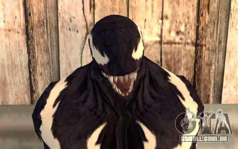 Venom para GTA San Andreas terceira tela