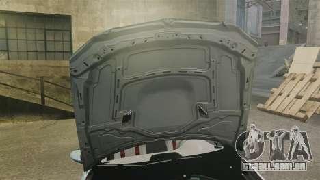 BMW M3 GTS Widebody para GTA 4 vista lateral