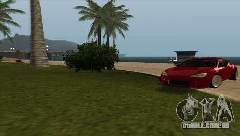 ENBseries for Low PC para GTA San Andreas segunda tela