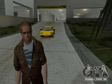 Clay Kaczmarek ACR para GTA San Andreas quinto tela
