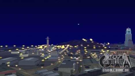 Project 2dfx v1.5 para GTA San Andreas segunda tela