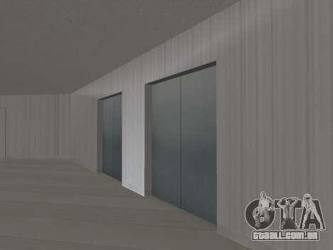 Textura melhorada Interior