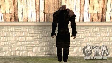 Nemesis para GTA San Andreas segunda tela