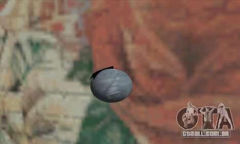 Romã de Star Wars para GTA San Andreas segunda tela