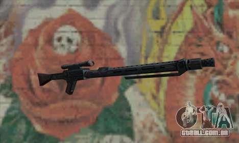 Rifle sniper de Star Wars para GTA San Andreas