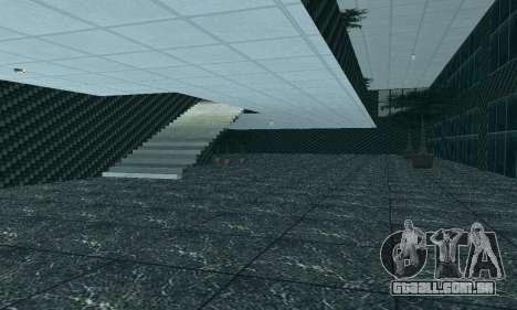Novo showroom em Dorothi para GTA San Andreas sétima tela