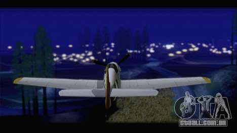 Project 2dfx v1.5 para GTA San Andreas por diante tela