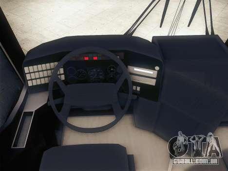 Man 14.220 (Santarosa Exfoh) - Victory Liner 210 para GTA San Andreas vista direita