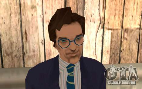 Donald Love para GTA San Andreas terceira tela