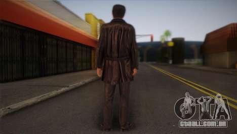 Max Payne Skin para GTA San Andreas segunda tela