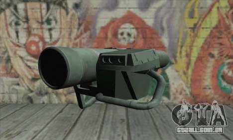 Bazooka para GTA San Andreas