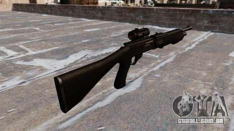 Tática espingarda Franchi SPAS-12 para GTA 4 segundo screenshot