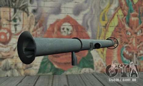 Bazuca para GTA San Andreas