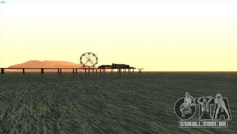 ENBseries for Low PC para GTA San Andreas quinto tela