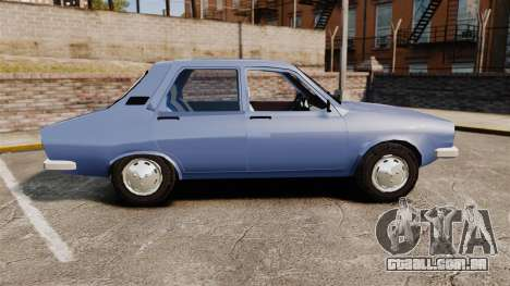 Renault 12 Toros v2.0 para GTA 4 esquerda vista