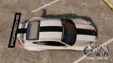 Porsche 911 (997) GT3 Cup para GTA 4 vista direita