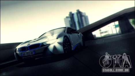 Sonic Unbelievable Shader v7.1 (ENB Series) para GTA San Andreas quinto tela