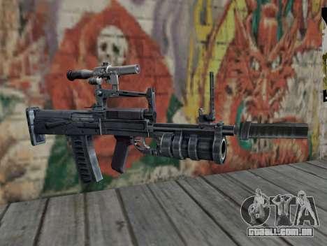 Rifle de STALKER para GTA San Andreas