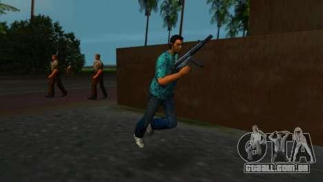 MP5SD para GTA Vice City segunda tela