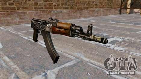 Automático de Khyber Pass AK Buttstock para GTA 4