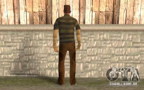 Homem areia para GTA San Andreas segunda tela