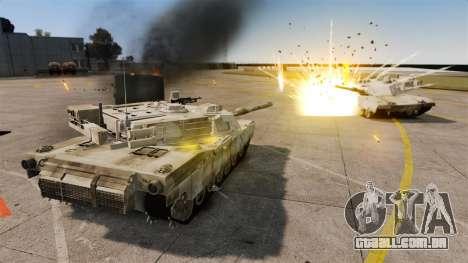 Script tanque V estilo para GTA 4 oitavo tela