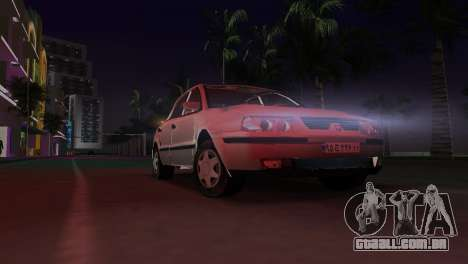 Samand para GTA Vice City