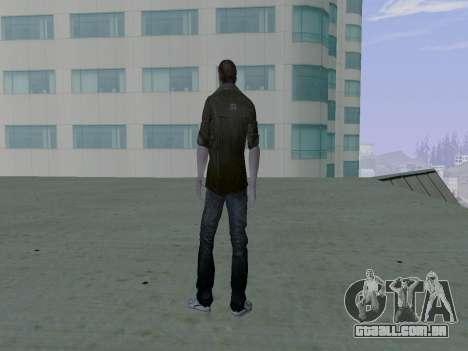 Clay Kaczmarek ACR para GTA San Andreas sexta tela