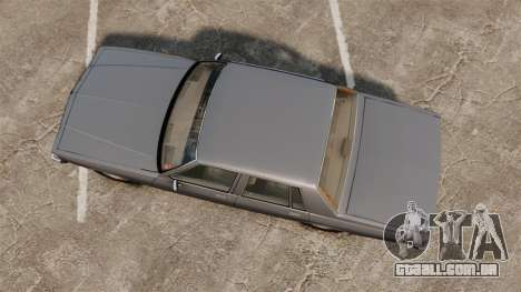 Chevrolet Caprice 1989 v2.0 para GTA 4 vista direita